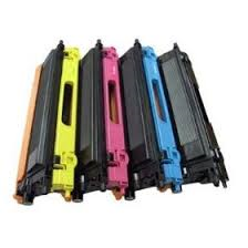 Brother TN115 TN110 HL4040 MFC9440 Toner Cartridge KCYM Full Set
